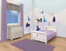 Walltastic Disney Frozen Room Décor Kit
