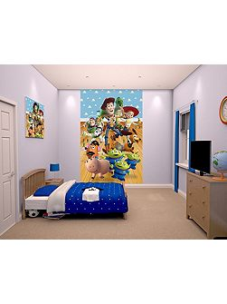 Toy Story Poster Mural