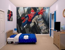 Walltastic The Ultimate Spiderman Wallpaper  Mural