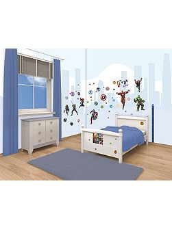 Avengers Assemble Room Decor Kit