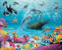 Walltastic Sea Adventure Wallpaper Mural