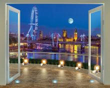 Walltastic London Skyline Wallpaper Mural