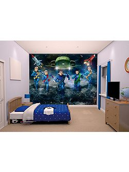 Thunderbirds Are Go Wallpaper Mural