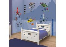 Walltastic Thunderbirds Are Go Room Décor Kit