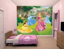 Walltastic Disney Princess Wallpaper Mural