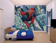 Walltastic Ultimate Spiderman Wallpaper Mural