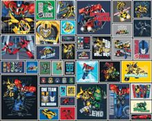Walltastic Transformers Wallpaper Mural