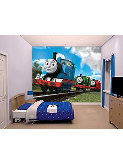 Thomas and Friends Wallpaer Mural