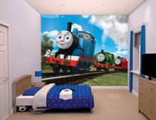 Walltastic Thomas and Friends Wallpaer Mural