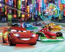 Walltastic Disney Cars Wallpaper Mural
