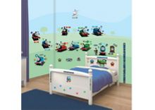 Walltastic Thomas & Friends Room Décor Kit