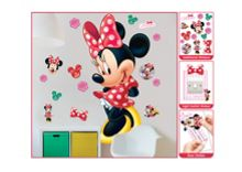 Walltastic Disney Minnie Mouse Large Character Sticker
