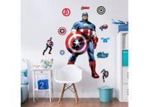 Walltastic Marvel Captain America Character Sticker