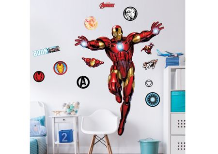 Walltastic Marvel Iron Man Sticker