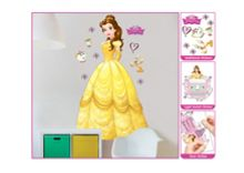 Walltastic Princess Belle Sticker