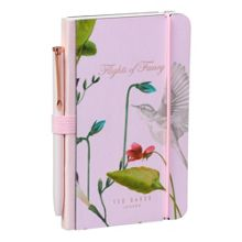 Ted Baker Oriental bloom mini notebook and pen
