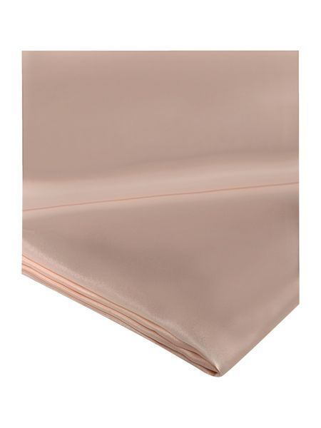 Gingerlily Nude silk double flat sheet