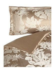 Gingerlily Tropical sand king oxford pillowcase