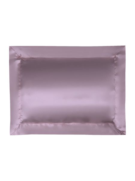 Gingerlily Silk standard pillowcase pink