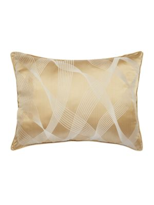 Gingerlily Rubans silk cotton pillowcase boudoir