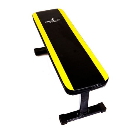 Bruce Lee Signature flat bench
