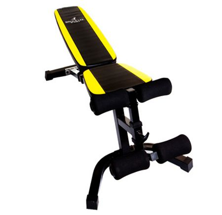 Bruce Lee Signature utility weight bench