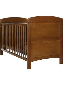 Grace cot bed - dark