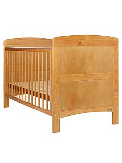 Grace cot bed - country pine