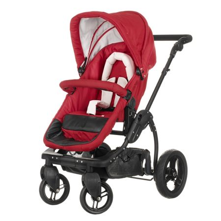 OBABY Zezu multi pramette - red