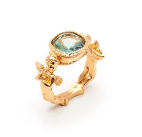 Bill Skinner Cherub Ring