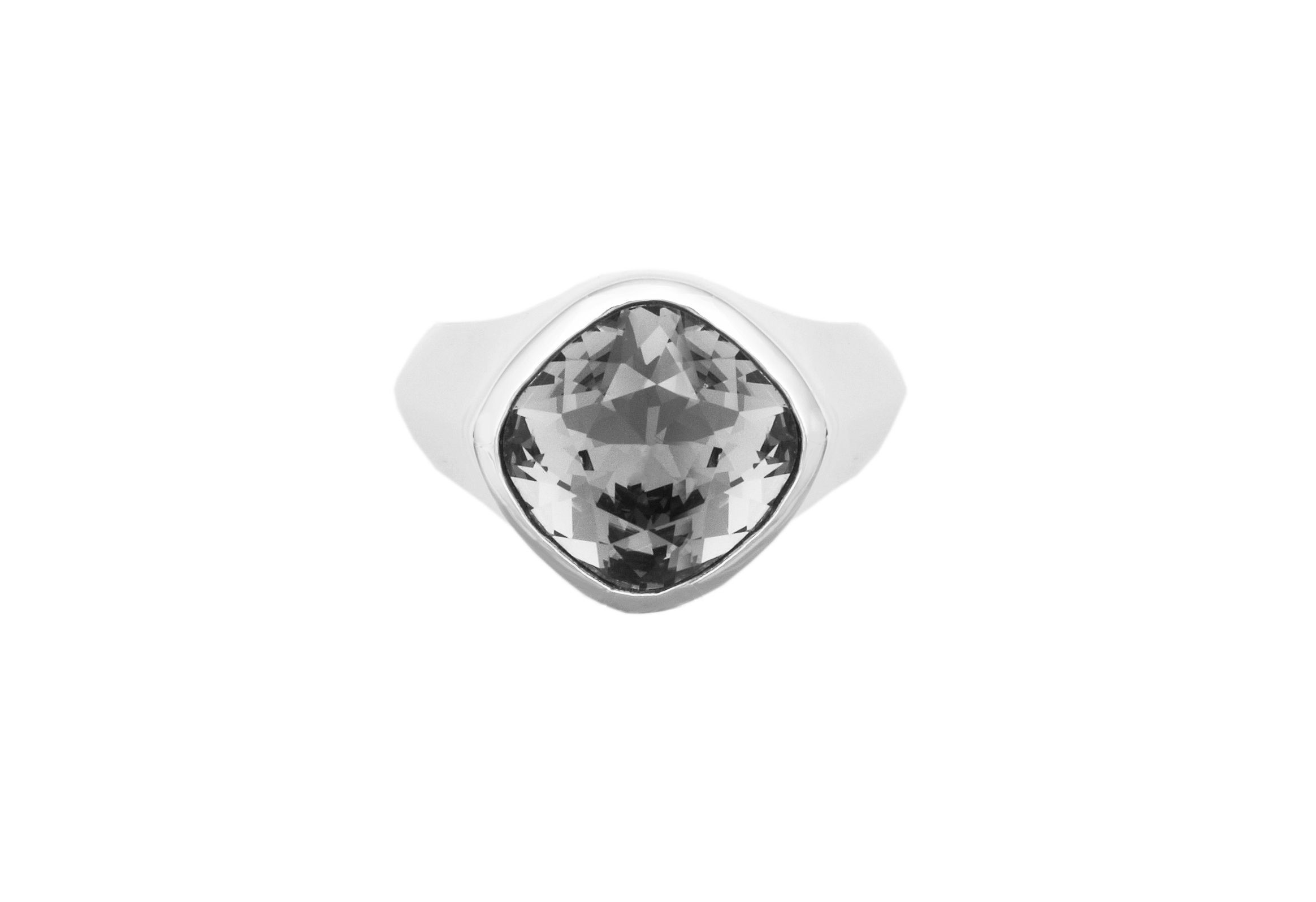 Swarovski 18ct White Gold Ring