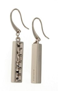 18ct White Gold Earrings