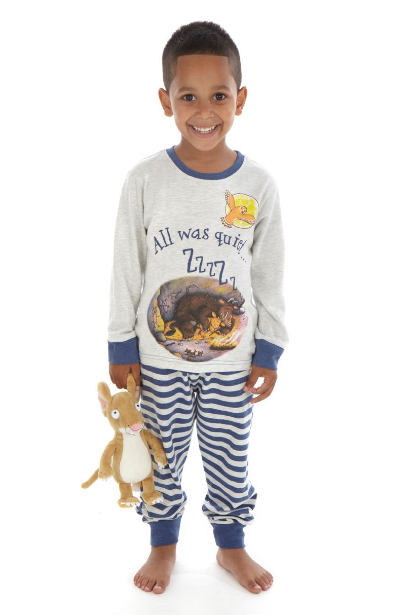 Kid`s Gruffalo`s Child `All Was Quiet` Pyjamas