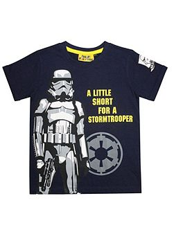 Boys Stormtrooper T-Shirt