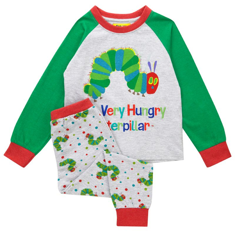 Kid`s The Very Hungry Caterpillar pyjamas