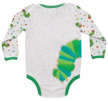 Kids The Very Hungry Caterpillar fleece babygrow