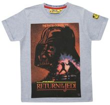 Fabric Flavours Boys Star Wars Jedi T-shirt