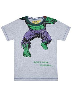 Boys Headless Hulk T-Shirt