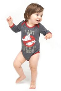Boy`s Ghostbusters Babygrow