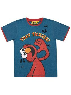 Boys Elmo Tickle T-Shirt