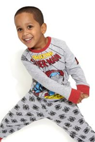 Fabric Flavours Boys Spider-Man Amazing pyjamas