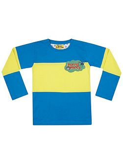 Boys Horrid Henry Stripe t-shirt