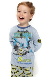 Kids Batman Quick Pyjamas