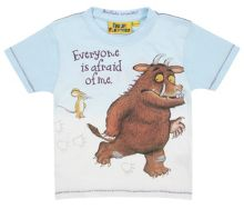 Fabric Flavours Boys Gruffalo T-Shirt