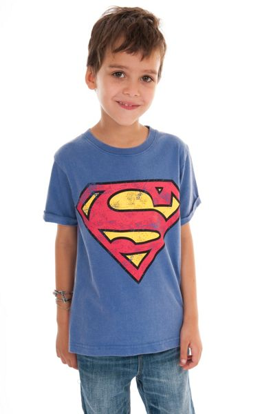 Fabric Flavours Kids Superman T-Shirt Gift Box Set