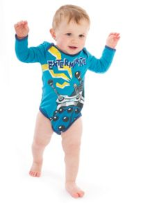 Boys Doctor Who Dalek babygrow