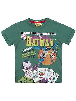 Boys Batman Riddler T-Shirt