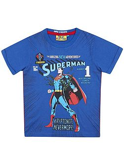 Boys Amazing Superman T-Shirt
