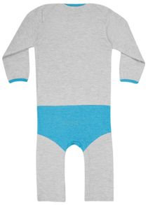 Boys Batman `Super Suit` Babygrow