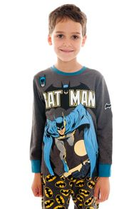 Boys batman comic pyjamas